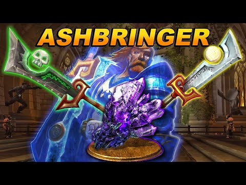 The Story of The Ashbringer - Part 1