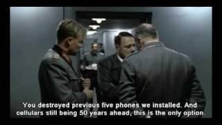 Hitler's Telephone Call