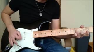 Krokus - Ride Into The Sun (Guitar cover)
