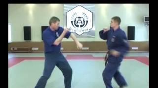 sambo russian fighter techniques