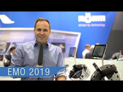 RÖHM auf der EMO 2019   Messe Hannover