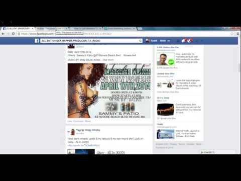 Music Producers: Facebook Marketing Strategy Training 2014