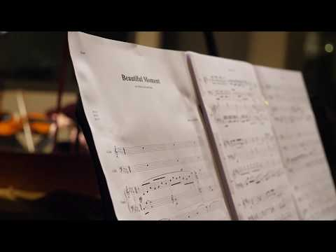 Beautiful Moment Recording Studio MV Composer / Mitch Lin Pianist / Emily Ho Violinist / I-Yun Tsai Cellist / Ching-Hung Chen