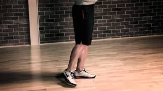 NG360 Balance: Single-Leg w/ Reach – Opposite-side Lateral