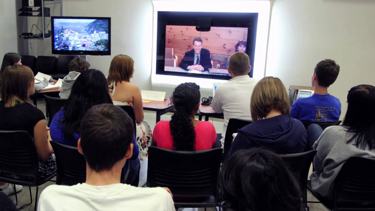 Telepresence: Transforming the Business of Education