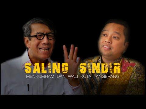 Saling Sindir Menkumham dan Wali Kota Tangerang