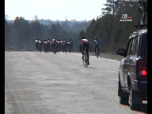 Велосипедисты Ангарска успешно выступили в зональных соревнованиях