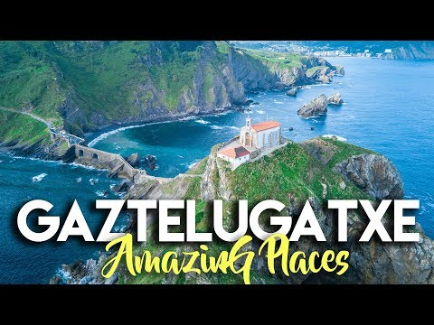 EXPLORING ANCIENT HERMITAGE FROM GAME OF THRONES | GAZTELUGATXE, SPAIN