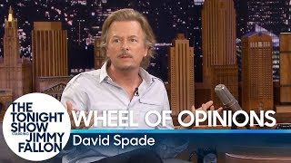 Wheel of Opinions with David Spade