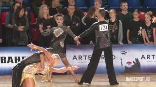 Курчиненко Николай - Блинова Елизавета, Final Samba