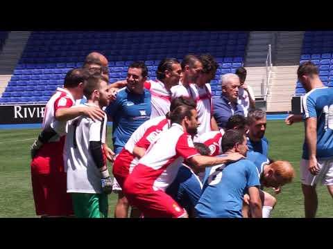 Veure vídeoV edición jornada solidaria SOMOS UNO