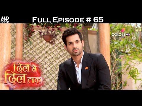 Dil Se Dil Tak - 28th April 2017 - दिल से दिल तक - Full Episode (HD)