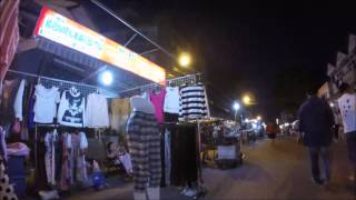 preview picture of video 'night market Nakhon Phanom'