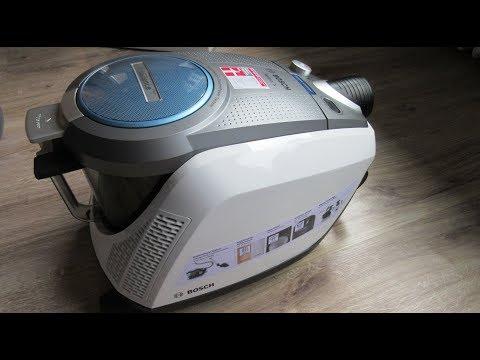 Staubsauger Test Bosch Bodenstaubsauger Relaxx'x ProSilence Plus BGS5331 Beutellos HEPA-Filter