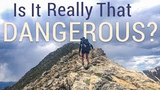 How Dangerous is the Continental Divide Trail?
