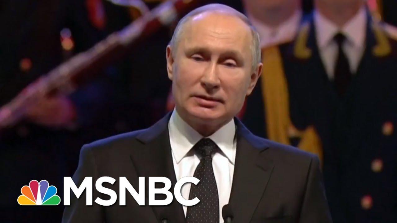 Browder: Inviting Vladimir Putin To White House Is 'Enormous Gift' To Putin | MTP Daily | MSNBC thumbnail