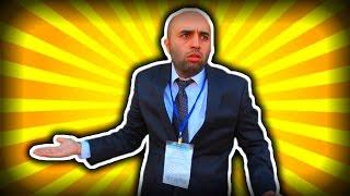 Gamsız Teknik Direktör Akif Vol 9 | Tahsin Hasoğlu | Video 60