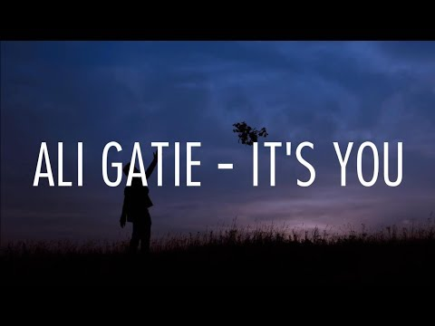 Download Ali Gatie - it's you (lyrics) Mp4 HD Video and MP3