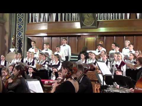 W.A.Mozart Gross Mass c-moll