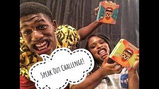 SPEAK OUT CHALLENGE PART 1! (TNT Edition)