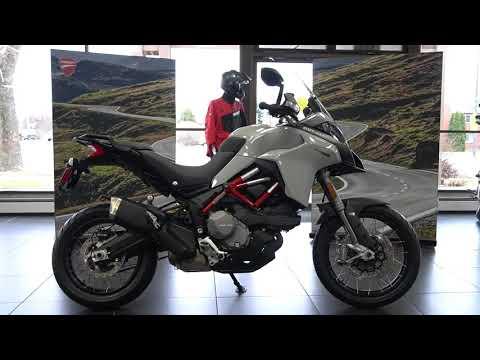 2020 Ducati Multistrada 950 S Spoked Wheel in West Allis, Wisconsin - Video 1