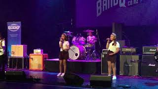 GreVouS Bandquest 2020 B.O.P 2nd Place winners