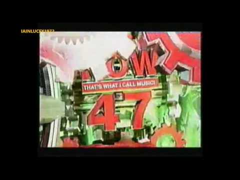 NOW THATS WHAT I CALL MUSIC 47  double cd double album TV ADVERT 2000   ITV SOUTH  HD
