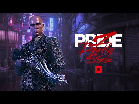 Seven Deadly Sins - Pride (Announcement Trailer) de Hitman 3