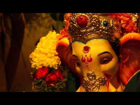 Shakti Sunder Home Ganpati Decoration Video