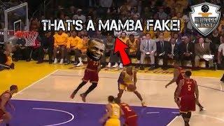 """NBA """"Fake Masters"""" Moments"""