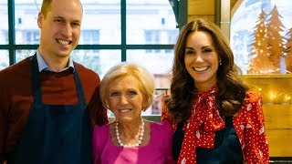 video: Prince George and Princess Charlotte ask Duke why homeless people have no home to go to