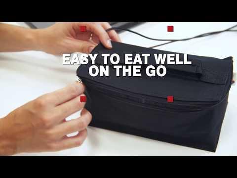 Termoizolační taška na oběd Dynamics