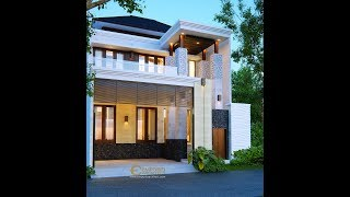 Video Mr. Rithik Villa Bali House 2 Floors Design - Jakarta
