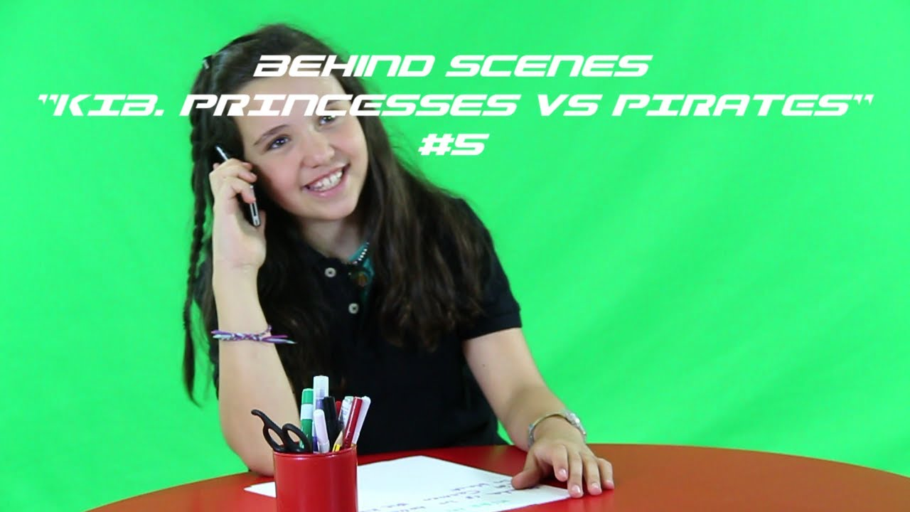 "Behind the Scenes: ""KIB. Princess VS Pirates"" #5"