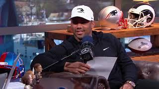 Russell Wilson Talks Seahawks' Season, Brady, Eminem & More w/Dan Patrick   Full Interview   1/31/19