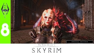 Skyrim: Special Edition - Ep 8 - Saison Eternelle - Let's Play FR ᴴᴰ
