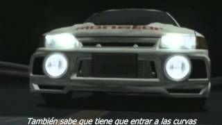 Initial D Second Stage Sub Esp - Ep 03
