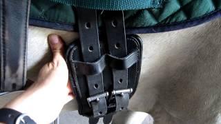Horse Girth Check Video