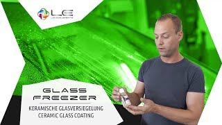 Area52TV - Liquid Elements Glass Freezer | Keramische Glasversiegelung | Anwendungsvideo