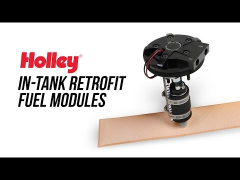 Holley In-tank Retrofit Fuel Modules