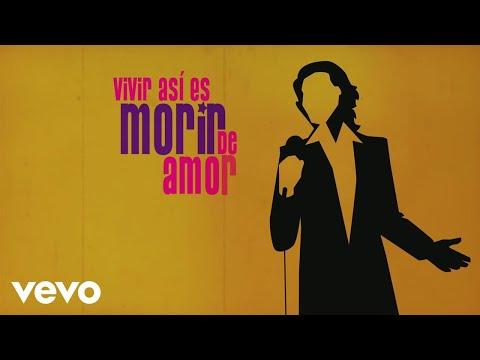 Camilo Sesto - Vivir Así Es Morir de Amor (Lyric Video)