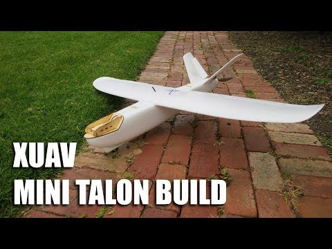 xuav-mini-talon-kit-build