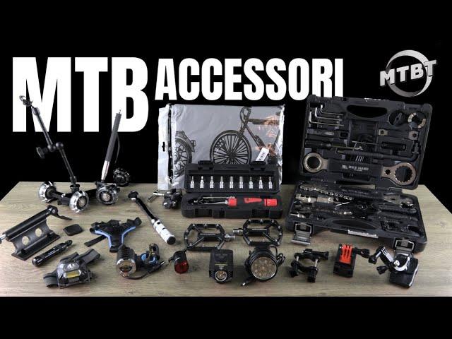 Accessori MTB e ciclismo per riparazioni e riprese Action Cam | MTBT