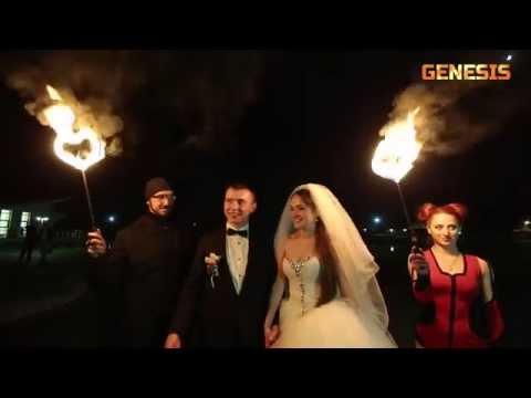 """Піро - Вогняне шоу """"GENESIS"""", відео 6"""
