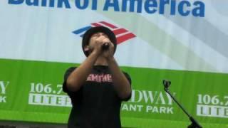 Chad Kimball Sings MEMPHIS-