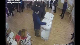 Вбросы на выборах Путина в России