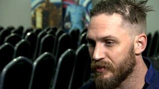 Tom Hardy reveals Bane