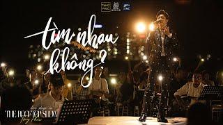 """TĂNG PHÚC  """"TÌM NHAU KHÔNG?"""" (Huỳnh Quốc Huy)   Live in THE ROOFTOP SHOW 25.07.2020"""