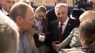 """Путин-""""Палачина""""устами малыша гласит Господь"""