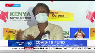 COVID-19 fund: Kitty receives additional funds of KSH 15M from Britam